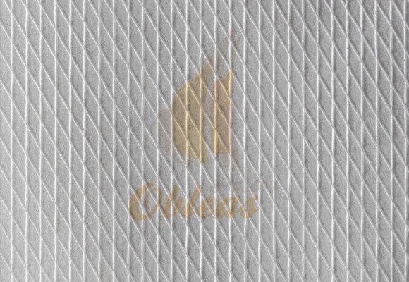 Rectangular Wafer White