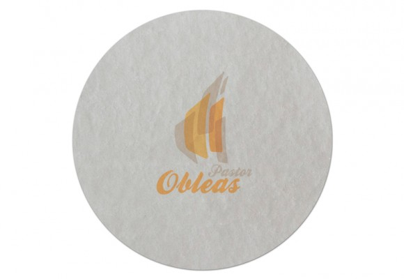 Circular label Wafer