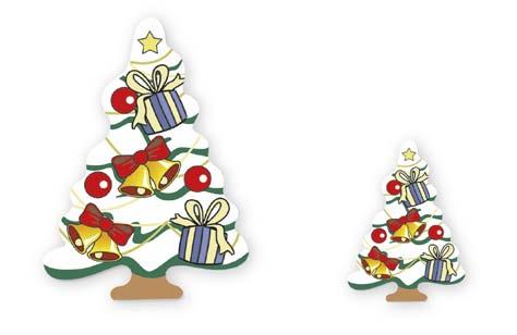 Árbol Navidad Adornado Grande