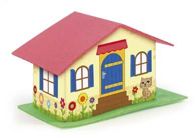 Casa Pequeña de Oblea