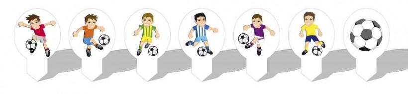 Futbolistas de Oblea