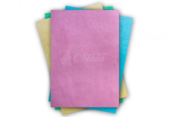 Oblea Rectangular Color