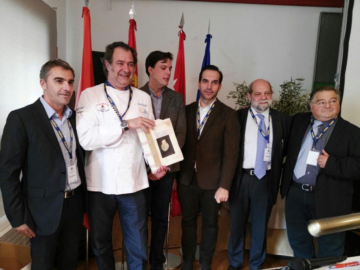 Obleas Pastor asiste a la II Jornada de Ciencia y Gastronomía